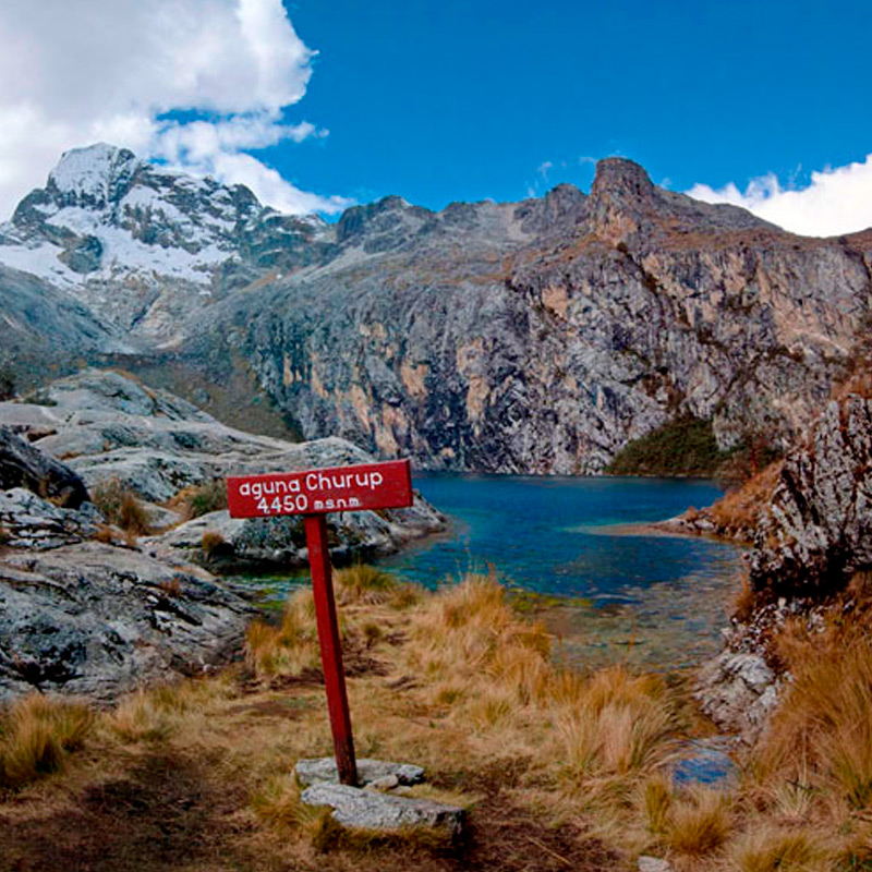 Laguna Churup Huaraz