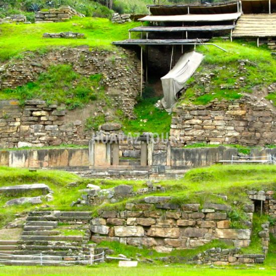 Complejo arqueologico Chavin