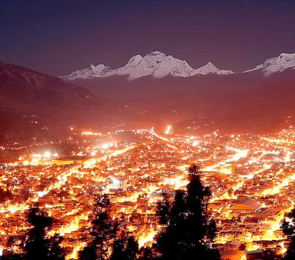 Huaraz de Noche