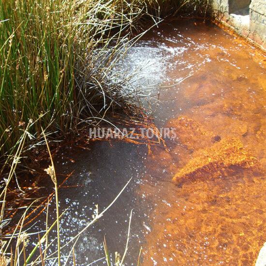 Agua Gasificada Pastoruri
