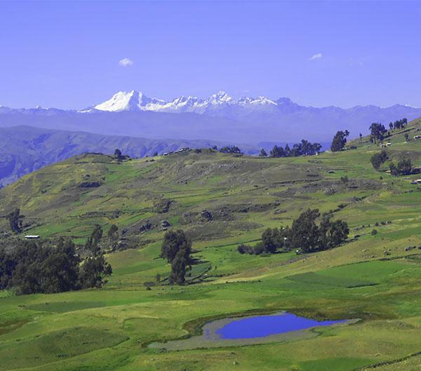 montañas de Ancash