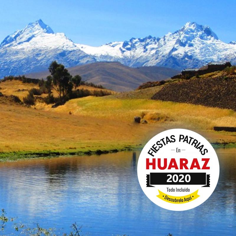 Huaraz Fiestas Patrias 2020