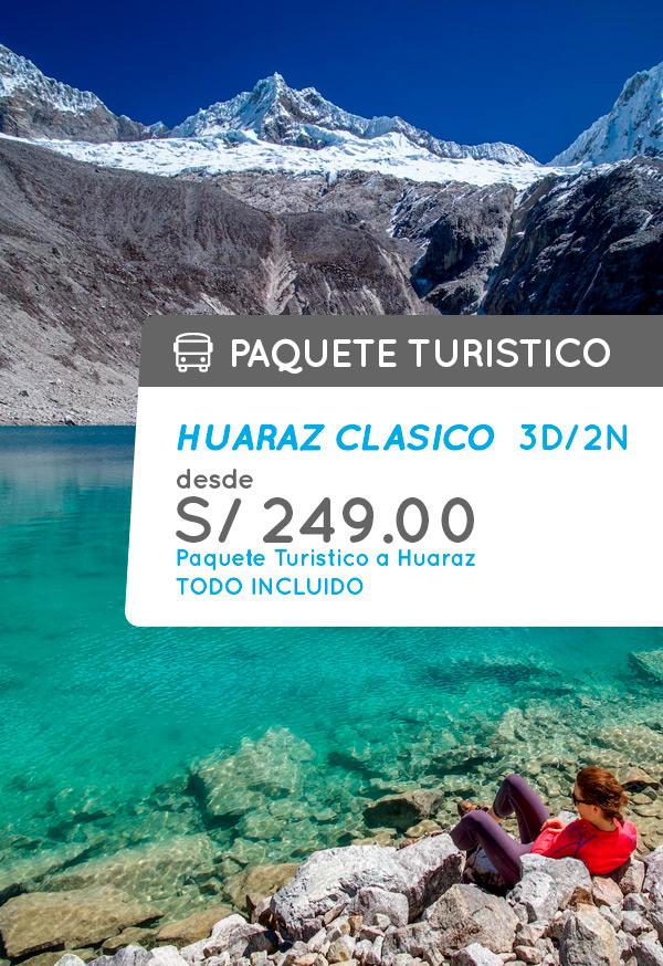 Paquetes Huaraz