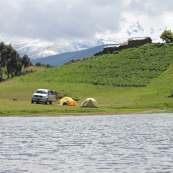 Camping Wilcacocha